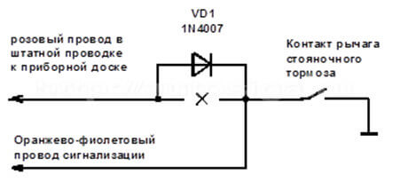 A91 Gazel 18 - Схема подключения центрального замка на газель бизнес