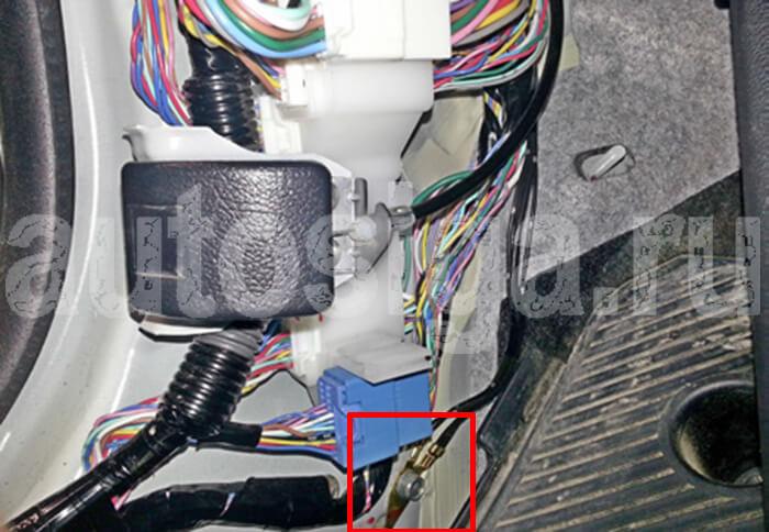пежо 4008 установка сигнализации а91