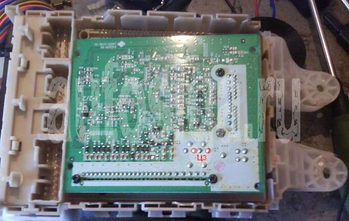 p1780 ошибка toyota после подключения сигналки