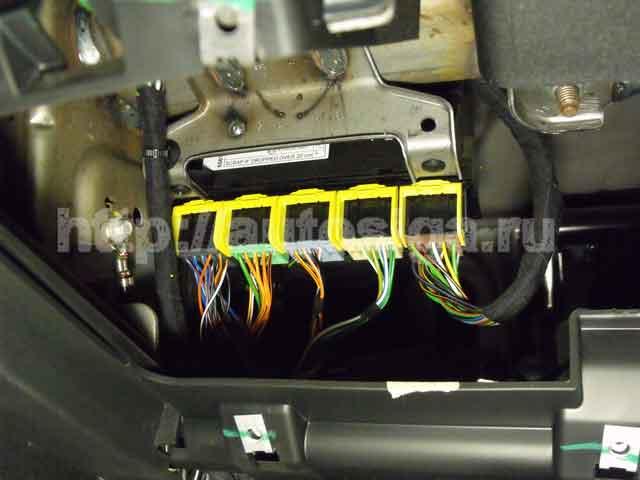 установка сигнализации старлайн а91 на ford fusion