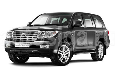 Toyota Land Cruiser 200 2010-2014