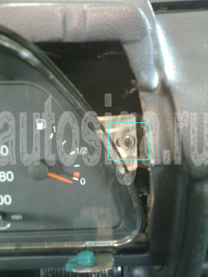 Установка сигнализации на НИВА ВАЗ-21214 2013