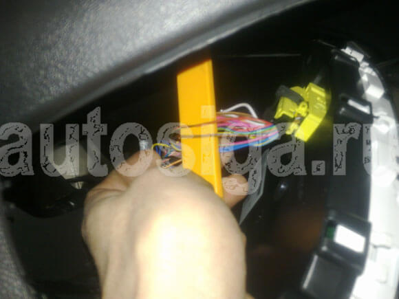 Установка сигнализации на ладу гранта своими руками