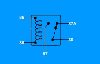 Что такое реле, и как оно работает? 5-тиконтактное реле
